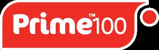 Prime100 logo