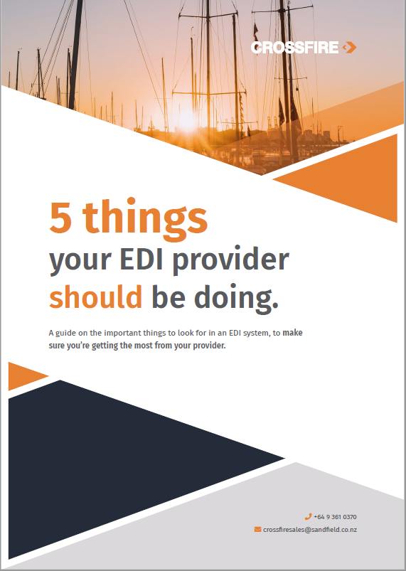 5 things your EDI provider should be doing - Whitepaper